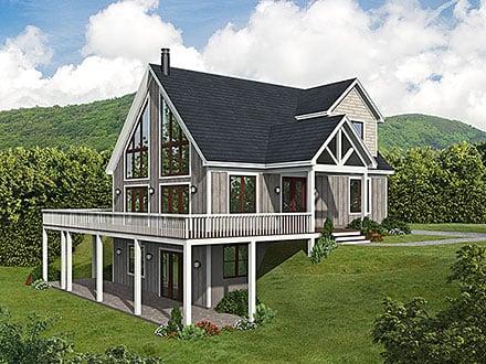 House Plan 80933