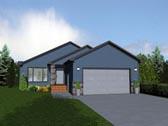 House Plan 81135