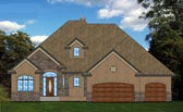Plan Number 81136 - 3955 Square Feet