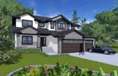 Plan Number 81169 - 3487 Square Feet