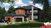 Plan Number 81181 - 3923 Square Feet