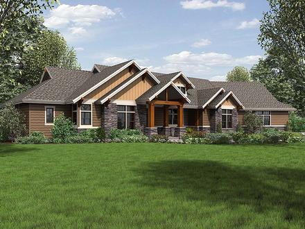 House Plan 81200