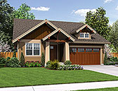 Plan Number 81201 - 1529 Square Feet