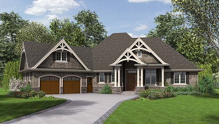 House Plan 81204