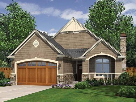 House Plan 81217