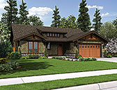 Plan Number 81221 - 1641 Square Feet