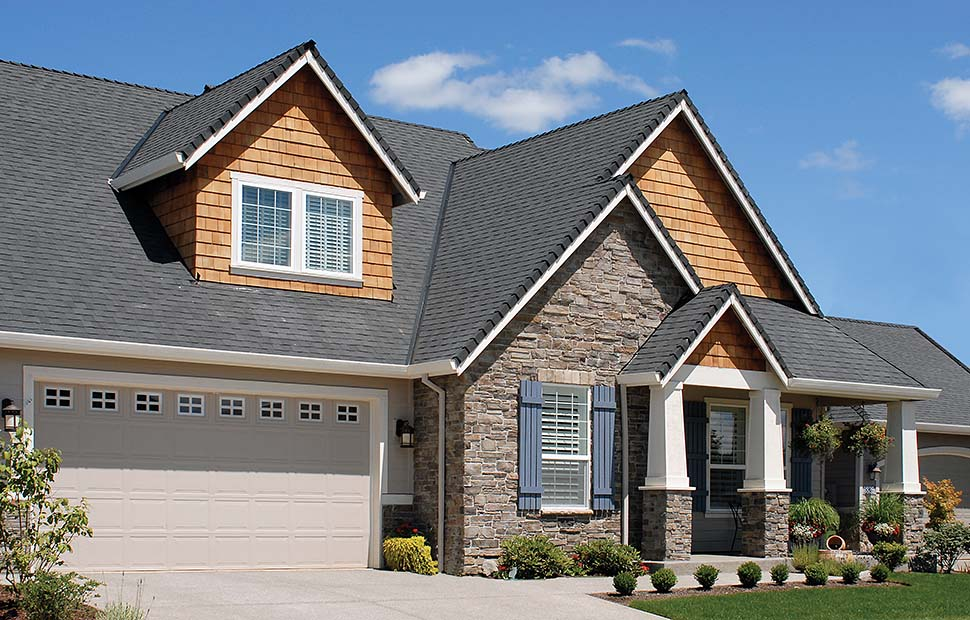 Bungalow, Craftsman House Plan 81232 with 3 Beds, 3 Baths, 2 Car Garage Picture 9