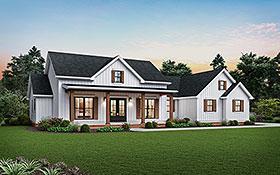 House Plan 81243