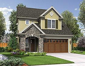 House Plan 81254