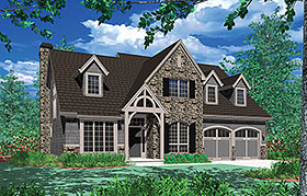 House Plan 81255