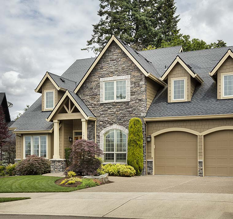 Craftsman, European, French Country, Traditional House Plan 81255 with 4 Beds, 3 Baths, 3 Car Garage Picture 5