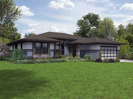 House Plan 81263