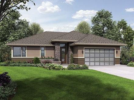 House Plan 81266