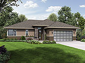 Plan Number 81266 - 1759 Square Feet