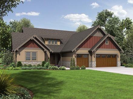 House Plan 81273