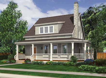 House Plan 81290