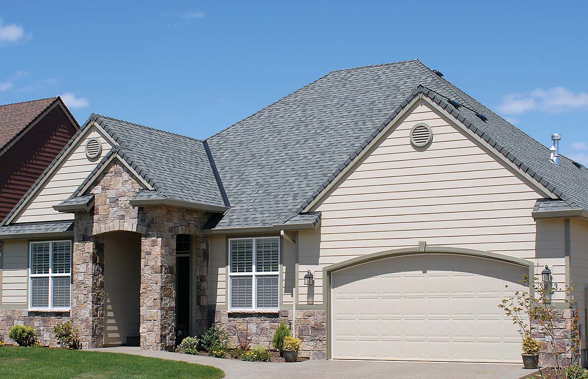 Bungalow, European House Plan 81295 with 3 Beds, 3 Baths, 2 Car Garage Picture 1