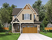 Plan Number 81301 - 1725 Square Feet