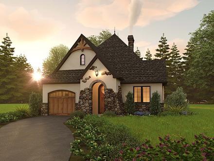 House Plan 81309