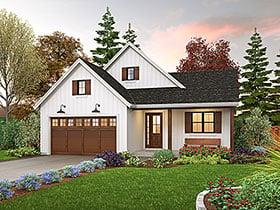 House Plan 81310