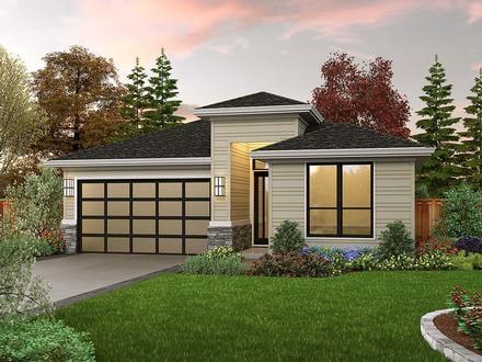 House Plan 81311