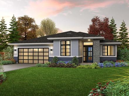 House Plan 81312