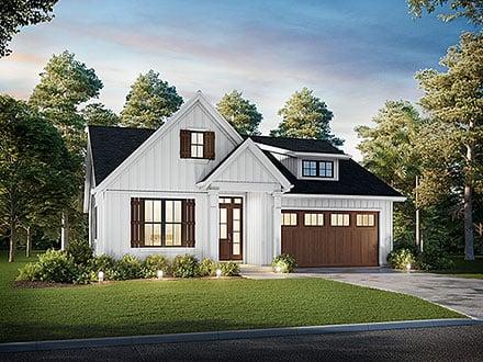 House Plan 81318
