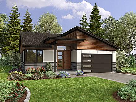 House Plan 81325