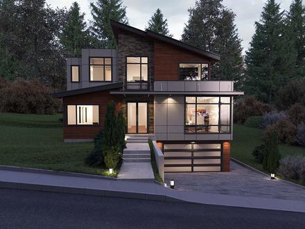 House Plan 81900