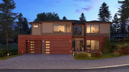 House Plan 81929
