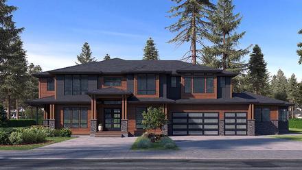 House Plan 81953