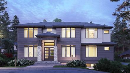House Plan 81954