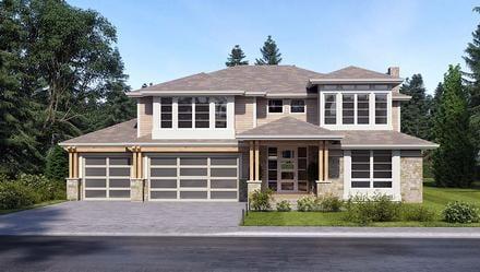 House Plan 81960