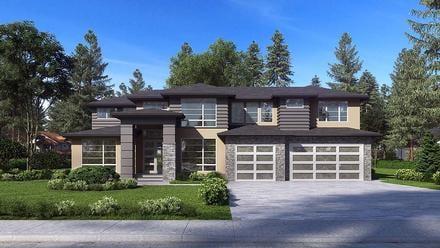 House Plan 81961