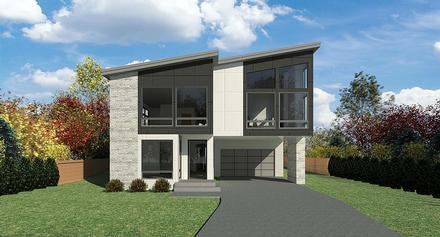 House Plan 81964