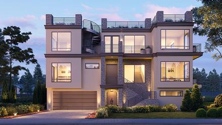 House Plan 81980