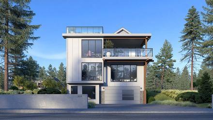 House Plan 81981