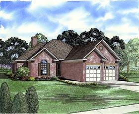 House Plan 82000