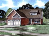 Plan Number 82002 - 1535 Square Feet