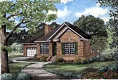 Plan Number 82008 - 1598 Square Feet