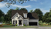 Plan Number 82010 - 1684 Square Feet