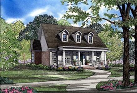 House Plan 82017