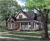 Plan Number 82022 - 1927 Square Feet
