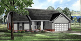 Plan Number 82026 - 1525 Square Feet