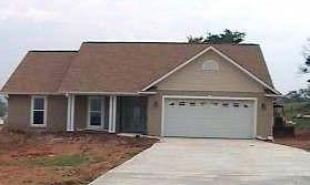 Ranch House Plan 82026 with 3 Beds, 2 Baths, 2 Car Garage Picture 6