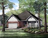 Plan Number 82041 - 1892 Square Feet