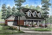 Plan Number 82046 - 1541 Square Feet