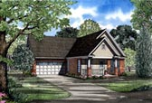 Plan Number 82049 - 1447 Square Feet