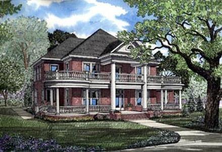 House Plan 82054