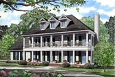 Plan Number 82061 - 2268 Square Feet